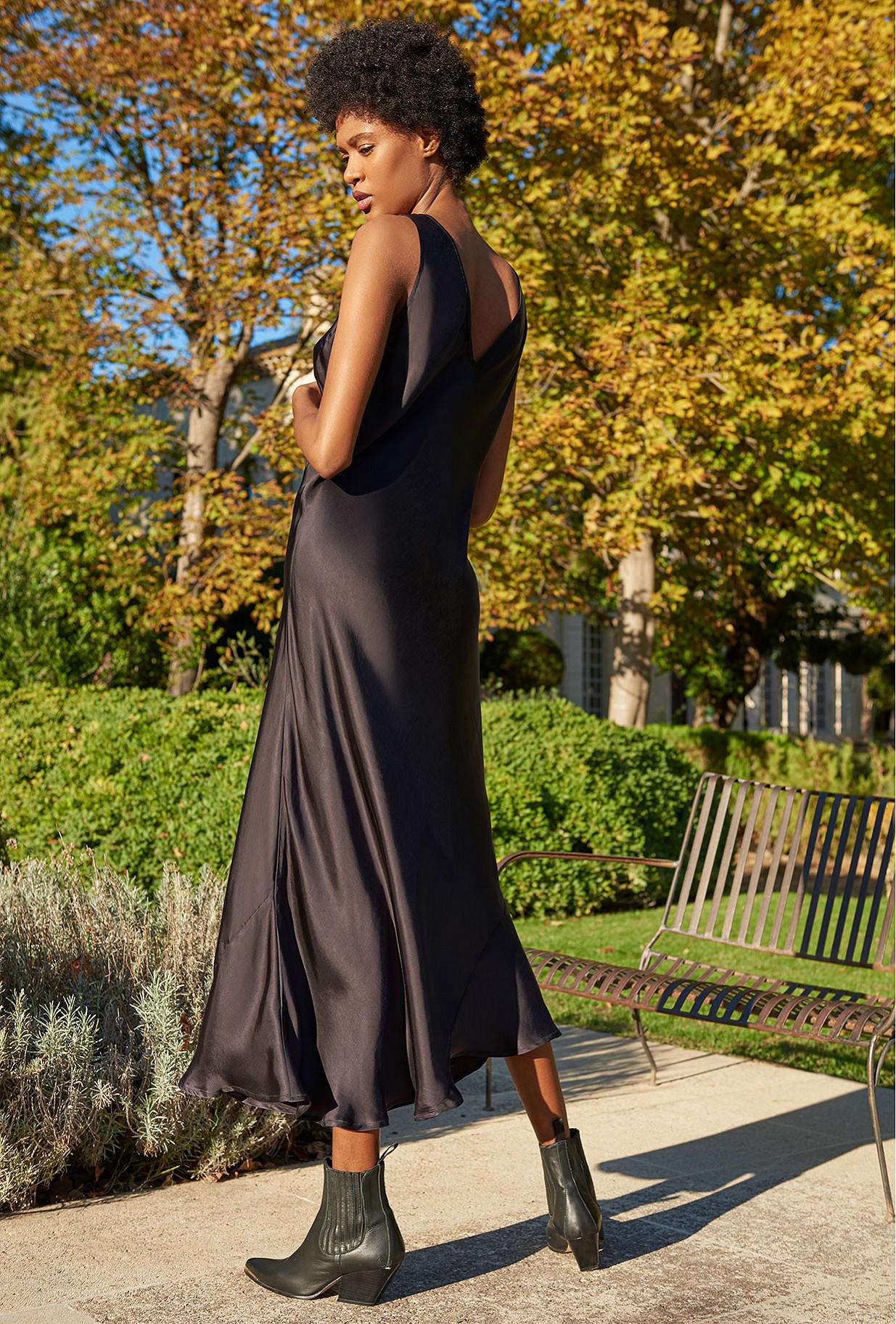 Robe Noir  Lovamour mes demoiselles paris vêtement femme paris