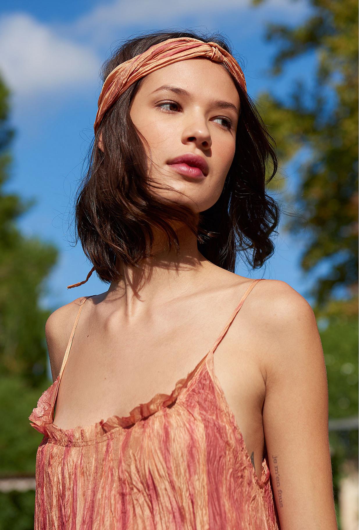 Nude  Headband  Chaude Mes demoiselles fashion clothes designer Paris