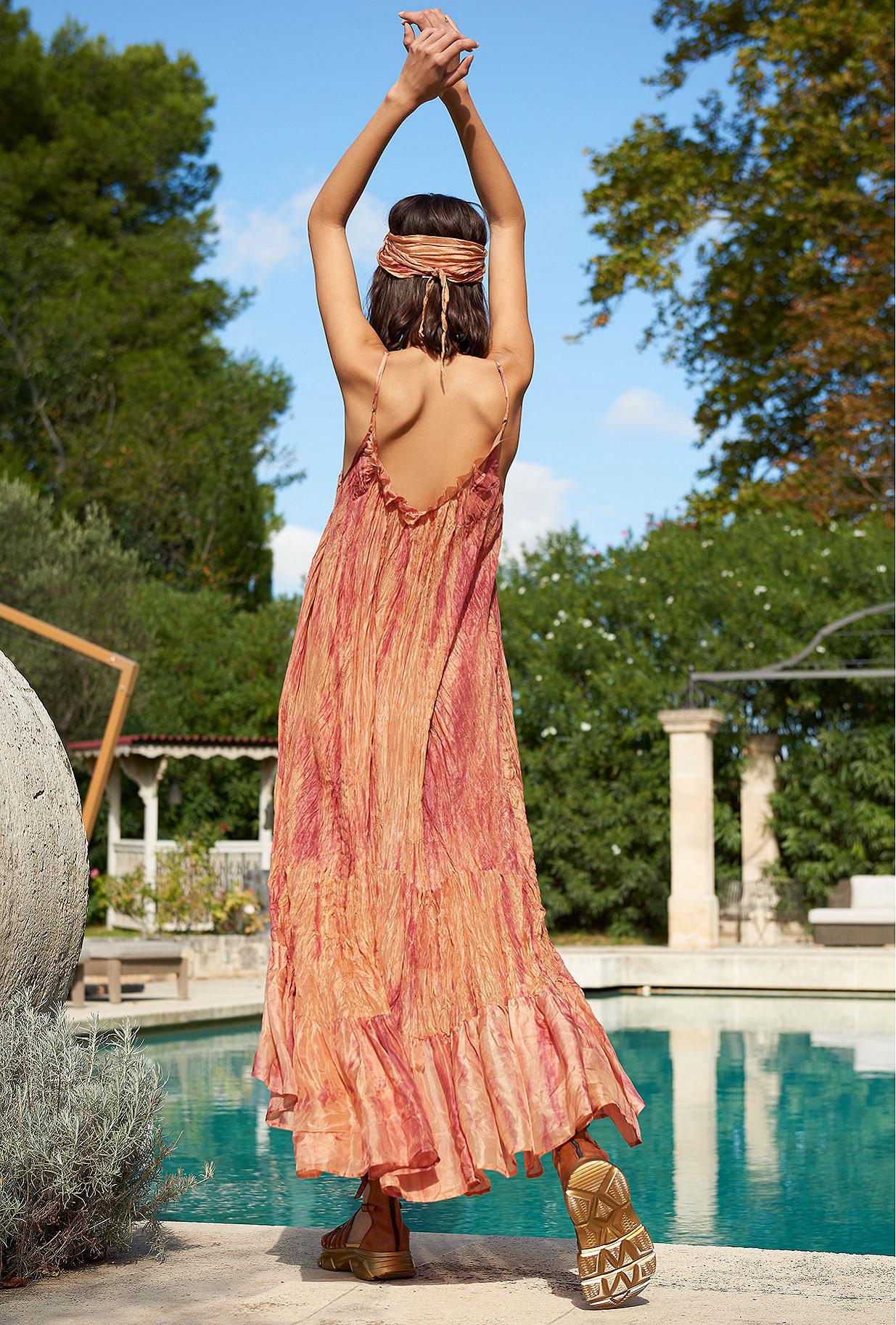 Robe Nude  Cornaline mes demoiselles paris vêtement femme paris