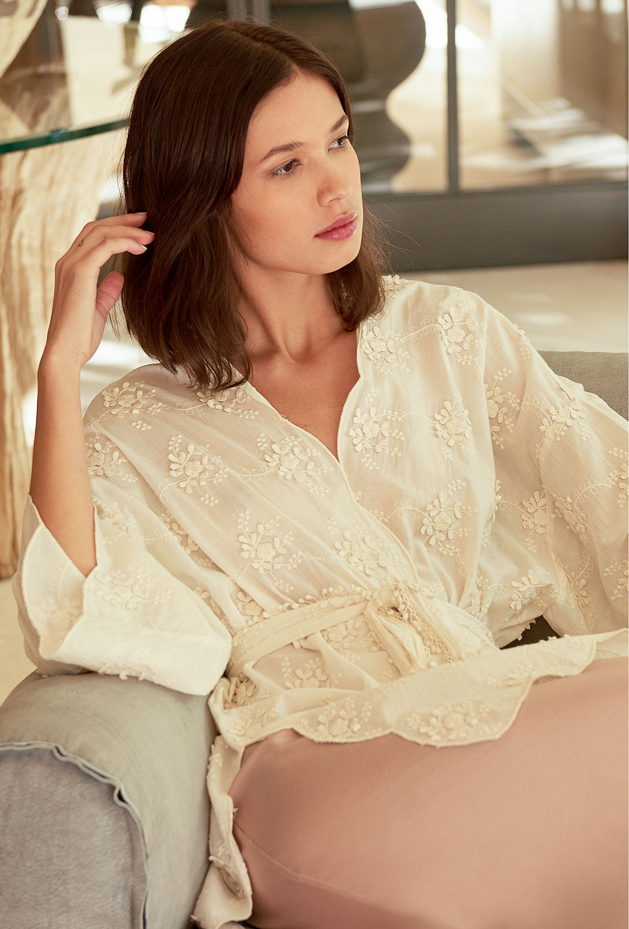 women clothes Kimono  Ophicalce