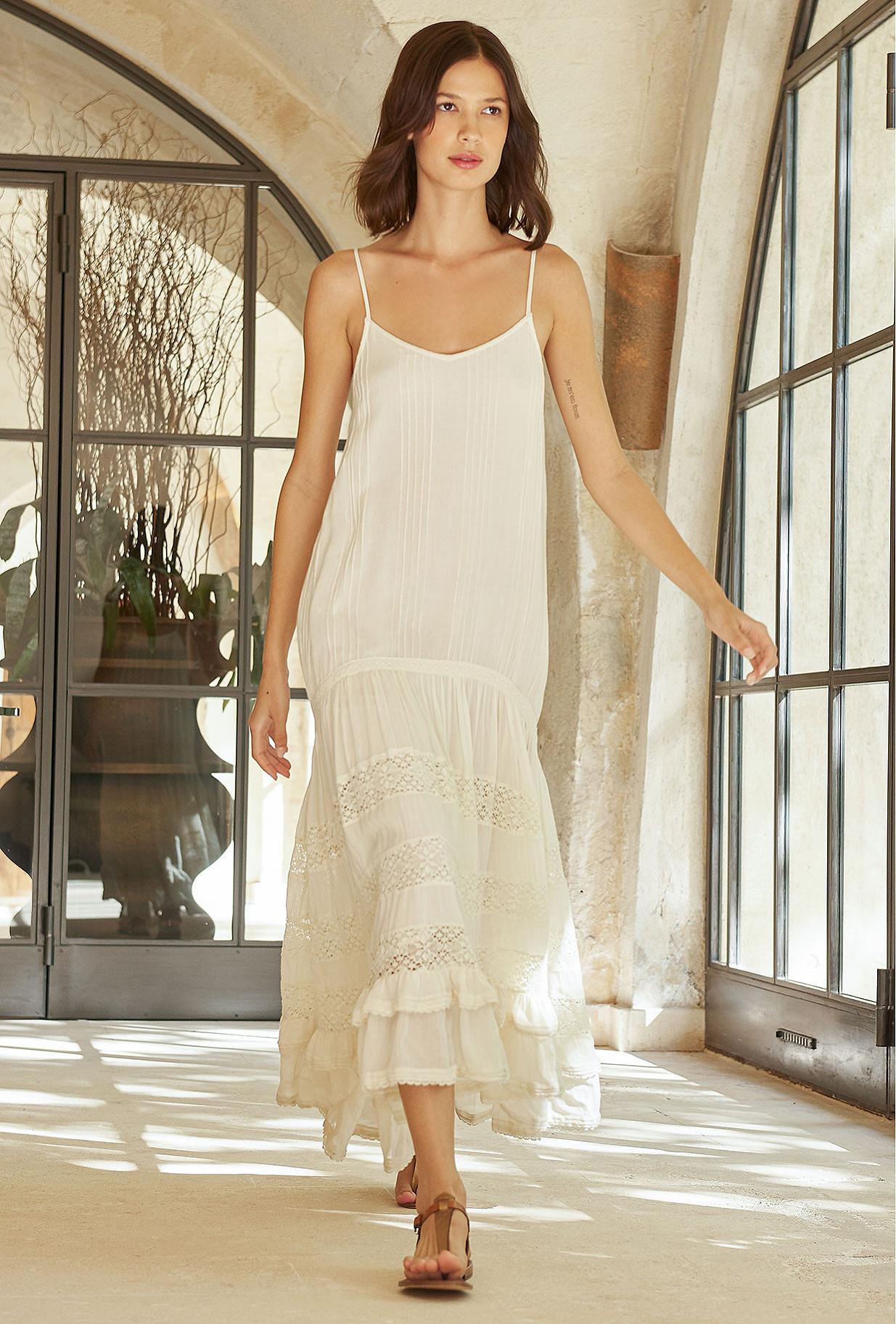 Robe Blanc Gloria Mes Demoiselles Paris