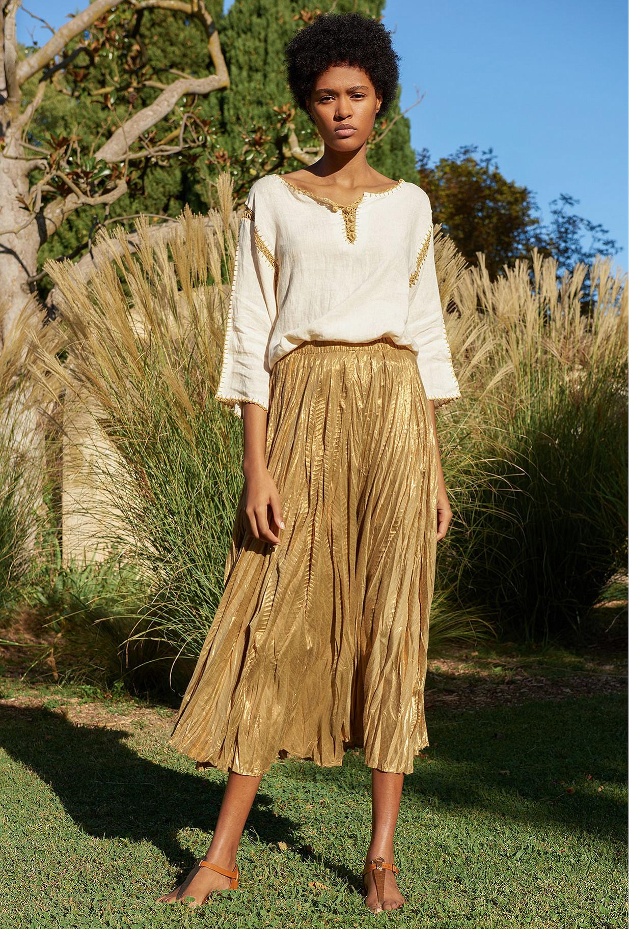 Bronze Skirt Luxor