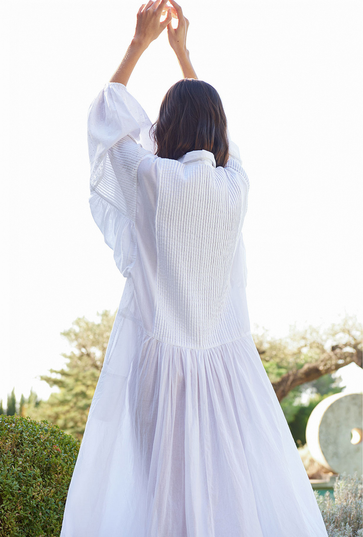 White Dress Alexandra