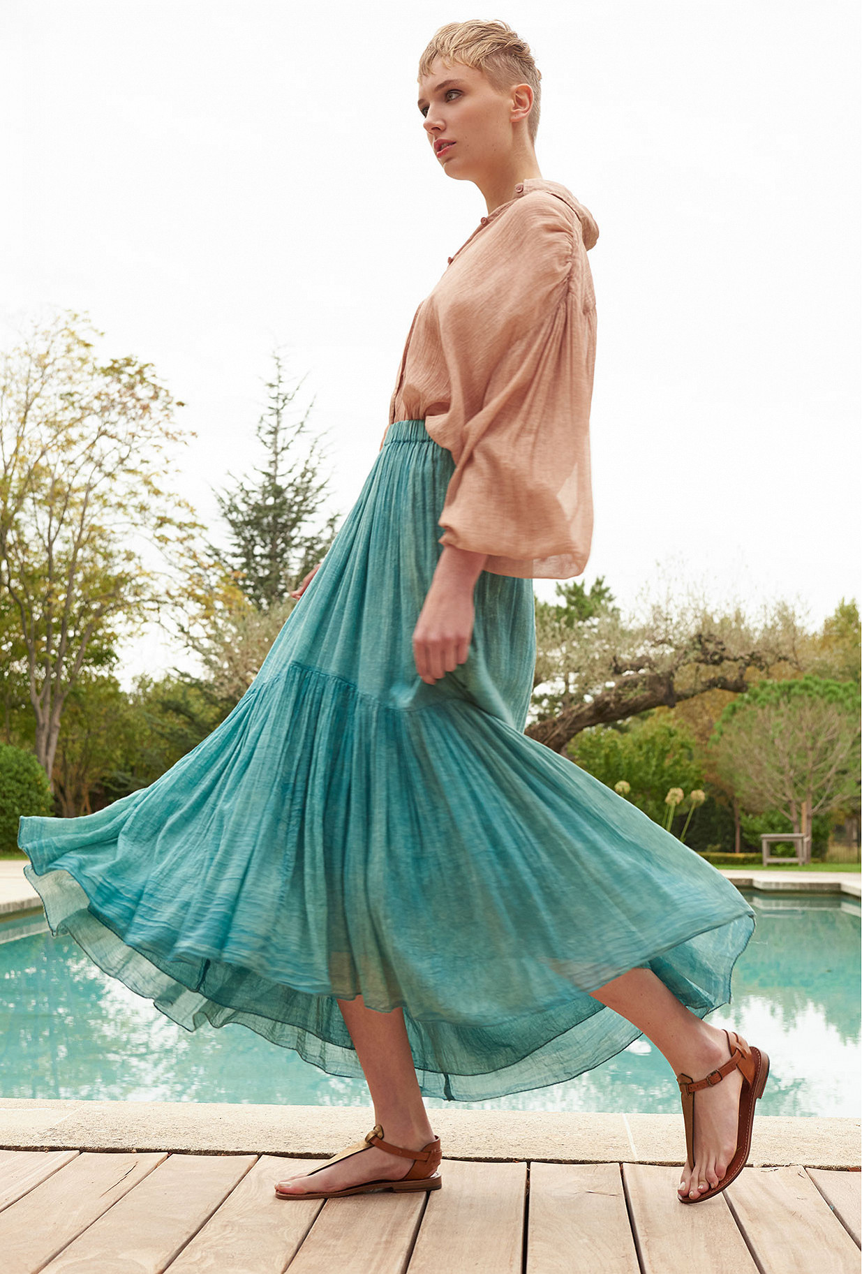 women clothes Skirt  Palette