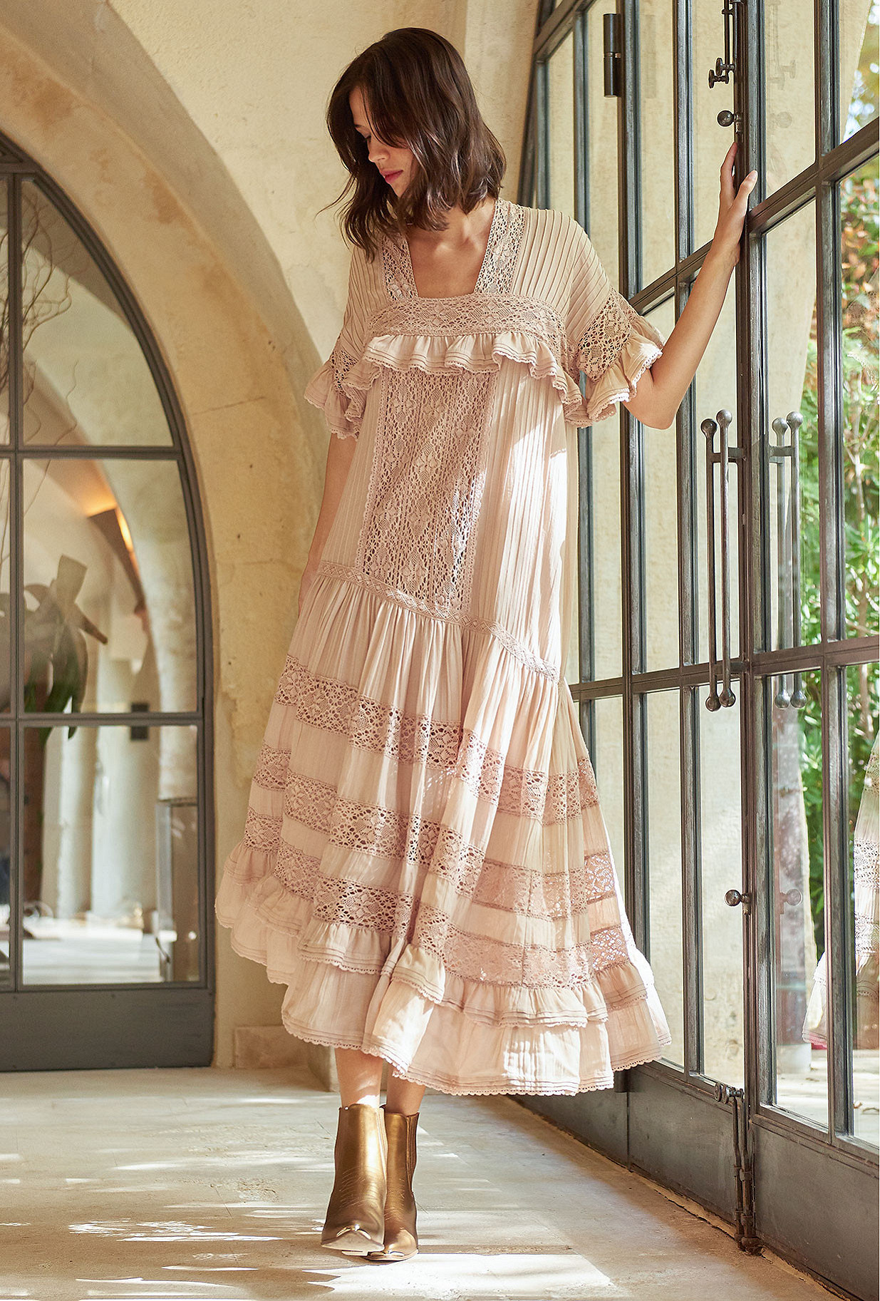 vêtement femme paris Robe Georgina