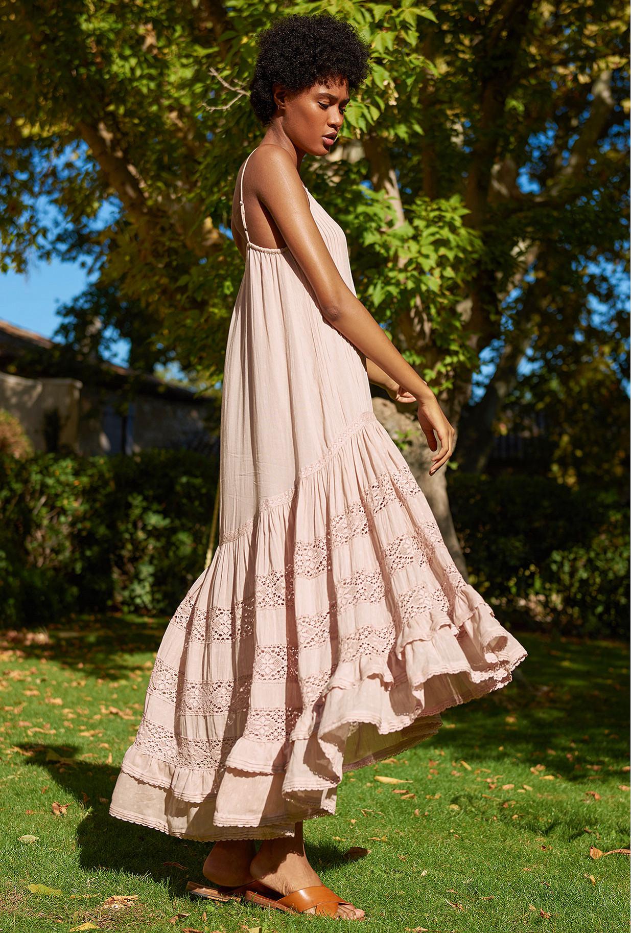 Pink Dress Gloria