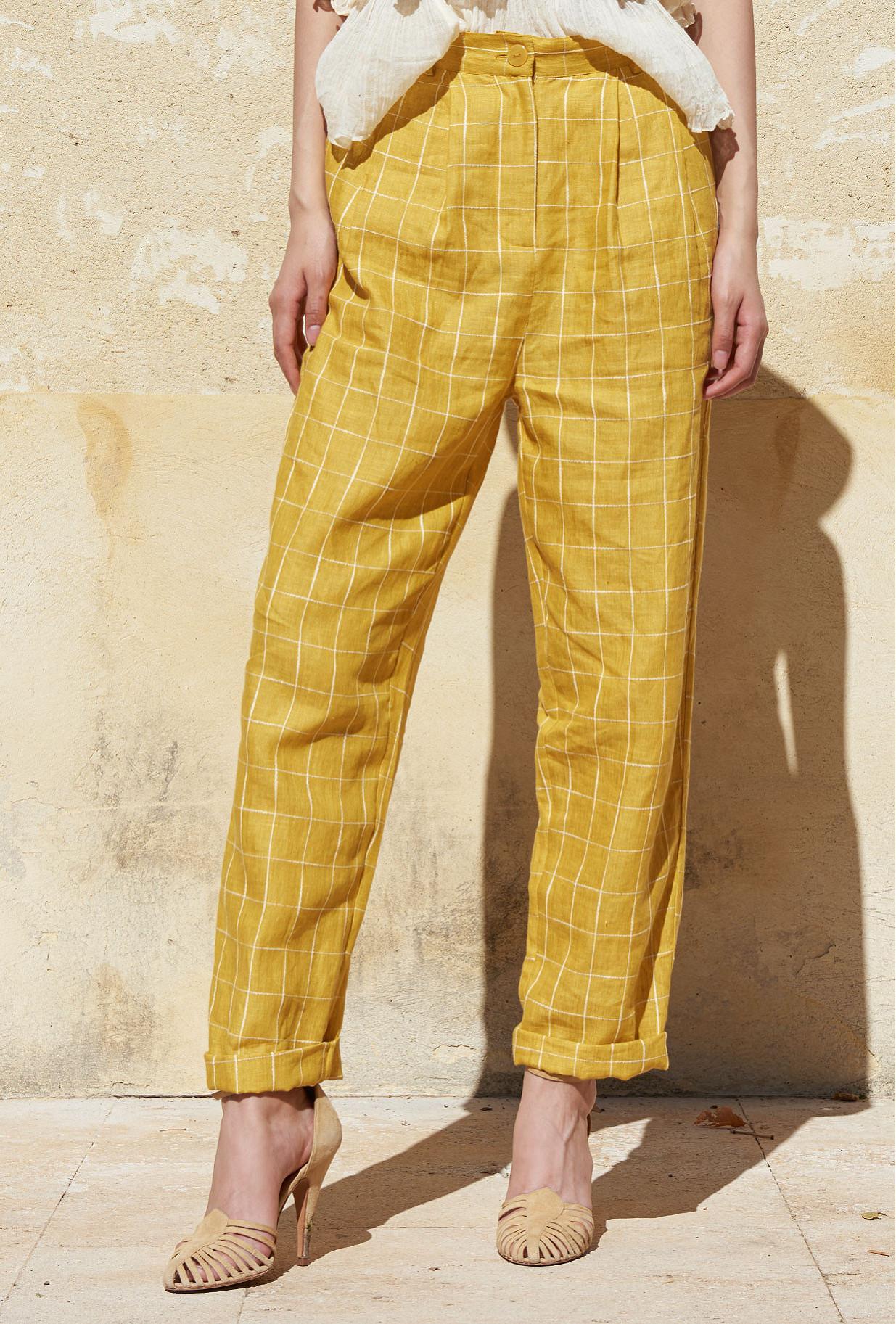 Yellow Pant Calypso