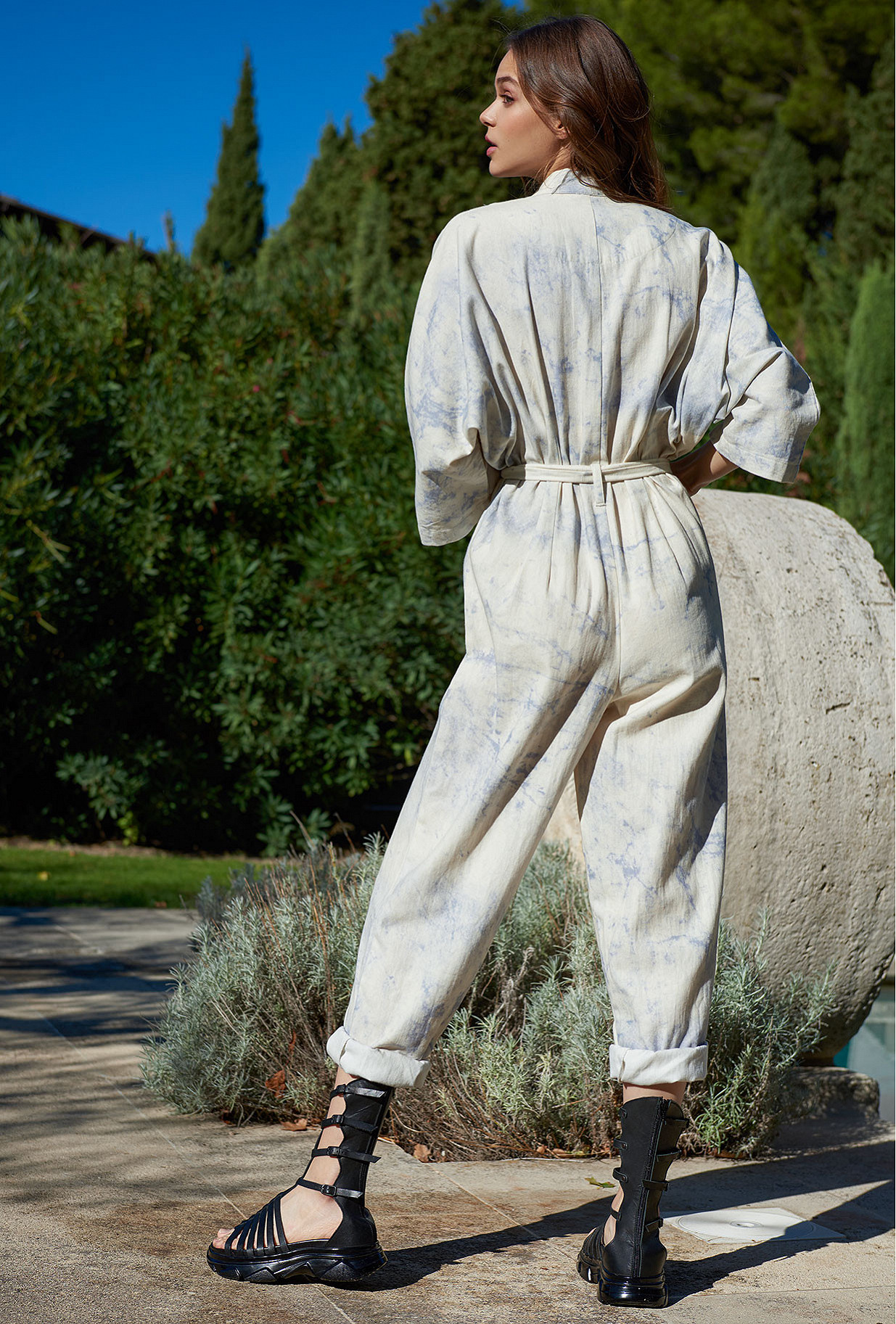 vêtement femme paris Combinaison Cirrus