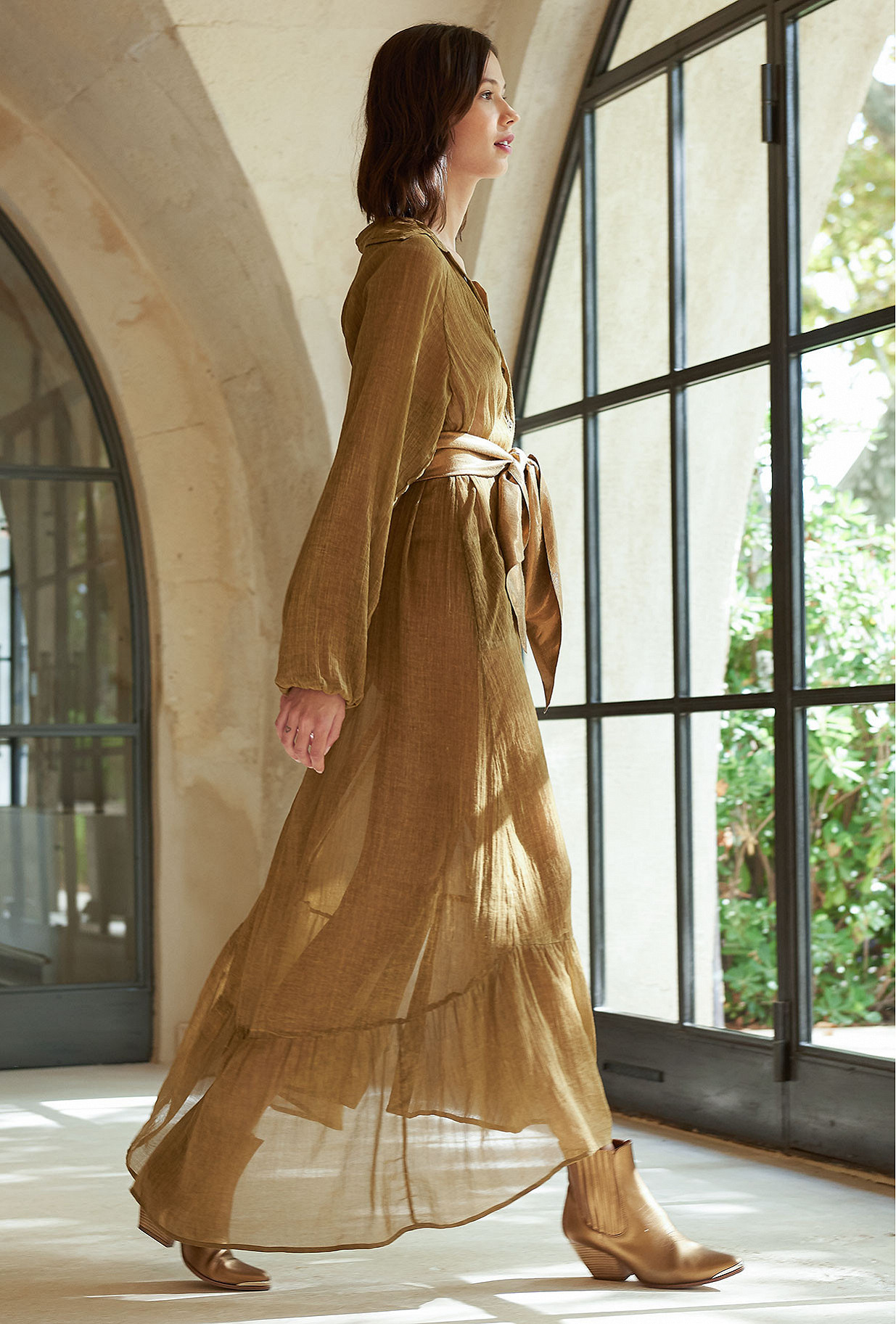 Dress Chambellan Mes Demoiselles color