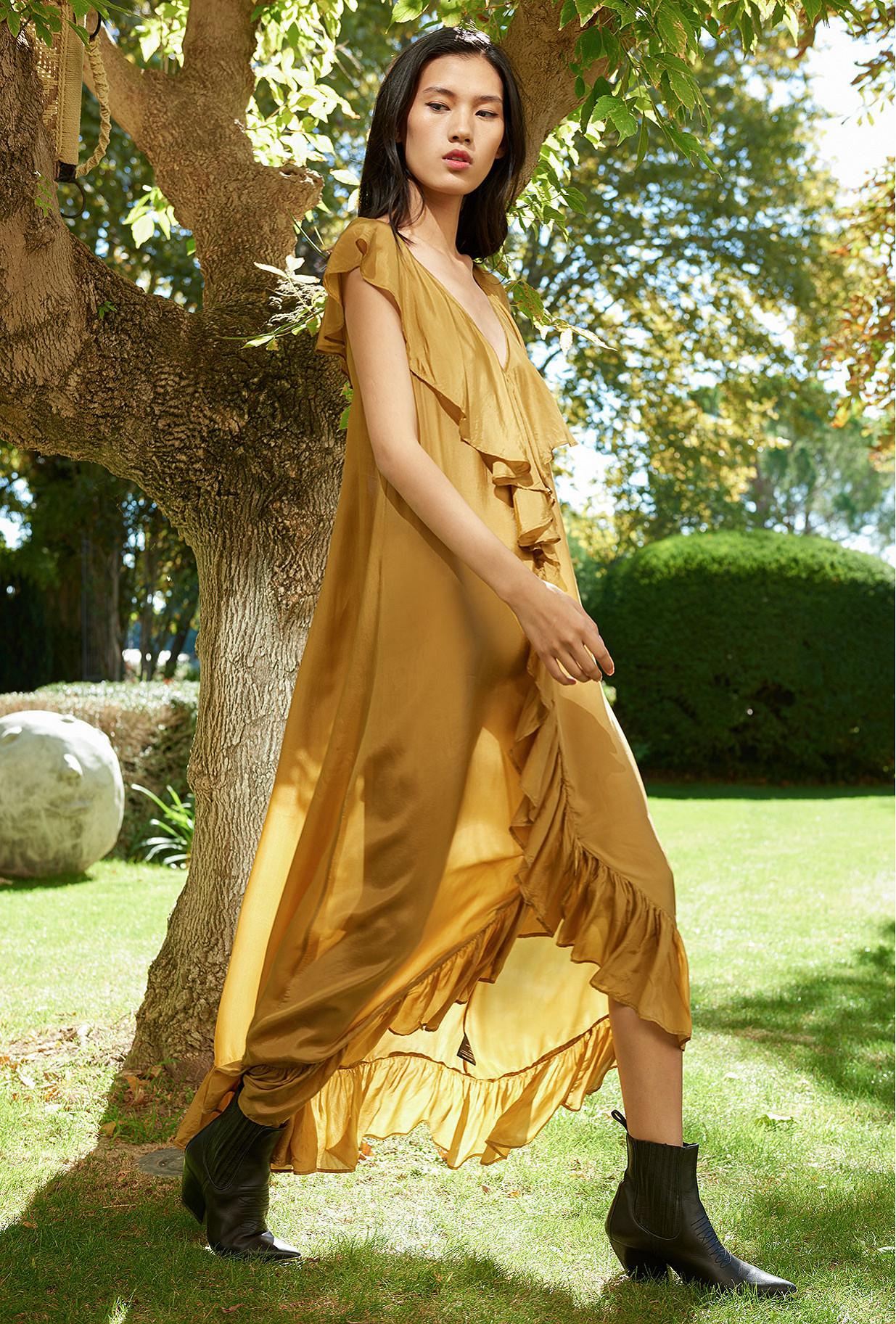 Khaki Dress Cumbre