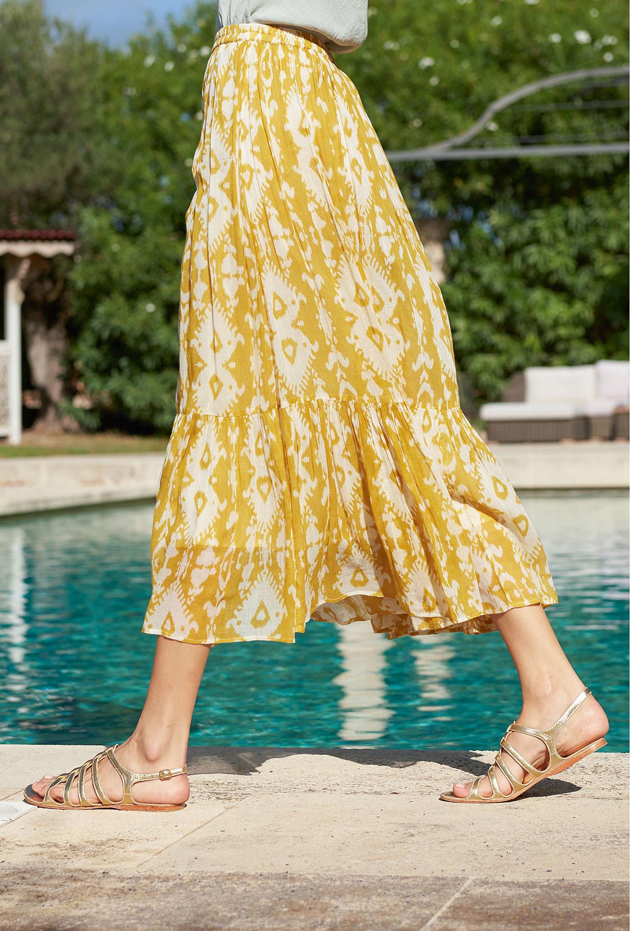 vêtement femme paris Jupe Sumatra