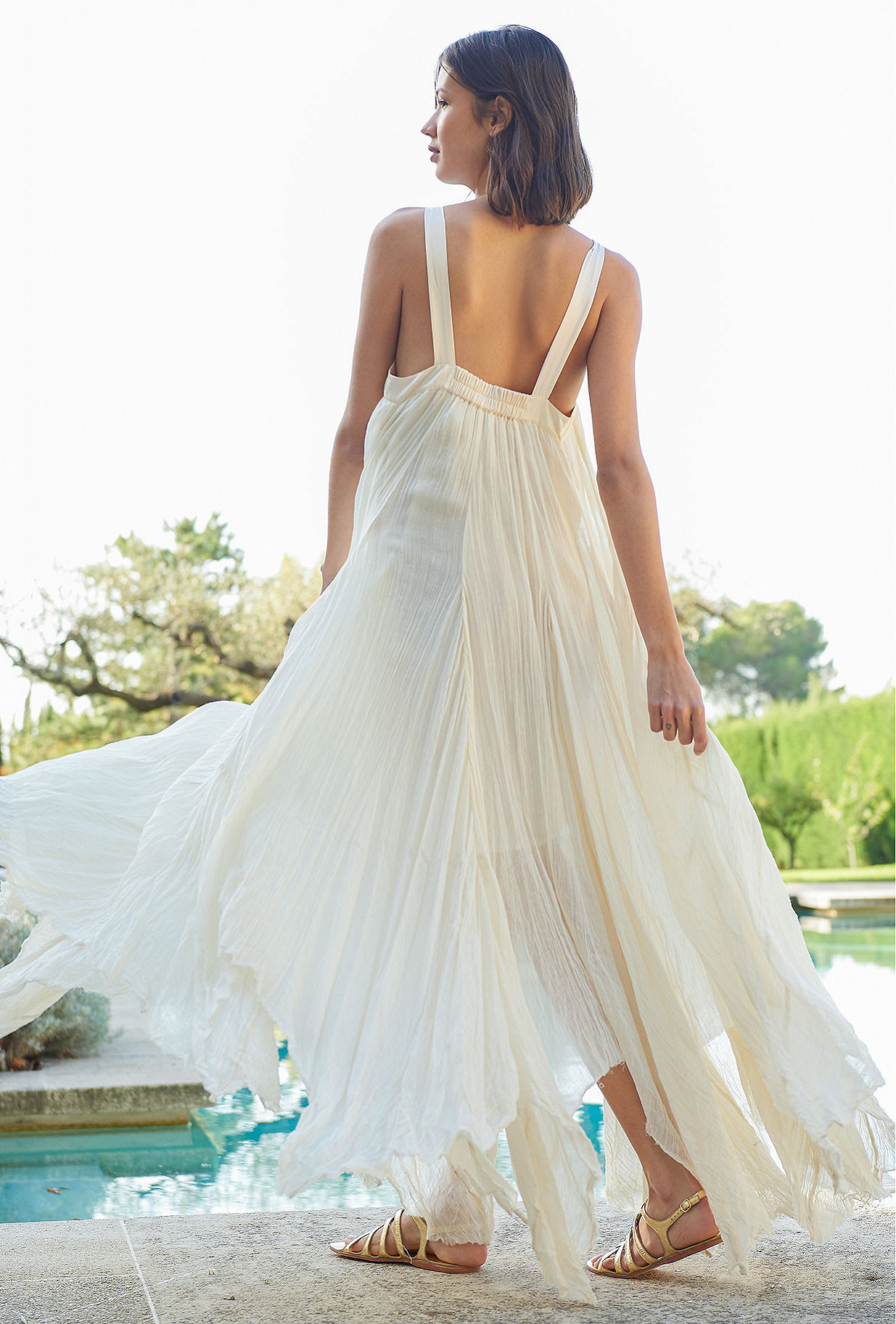 Ivory Dress Valentine