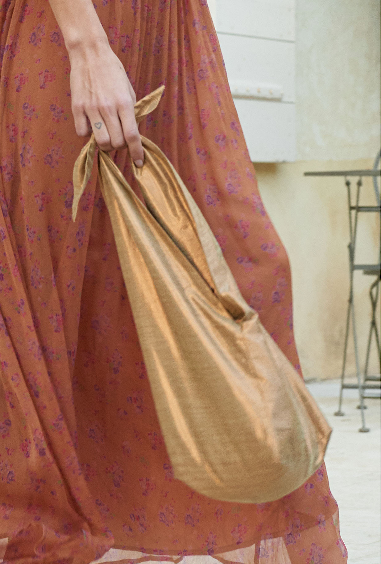 Sac Bronze  Lingot mes demoiselles paris vêtement femme paris