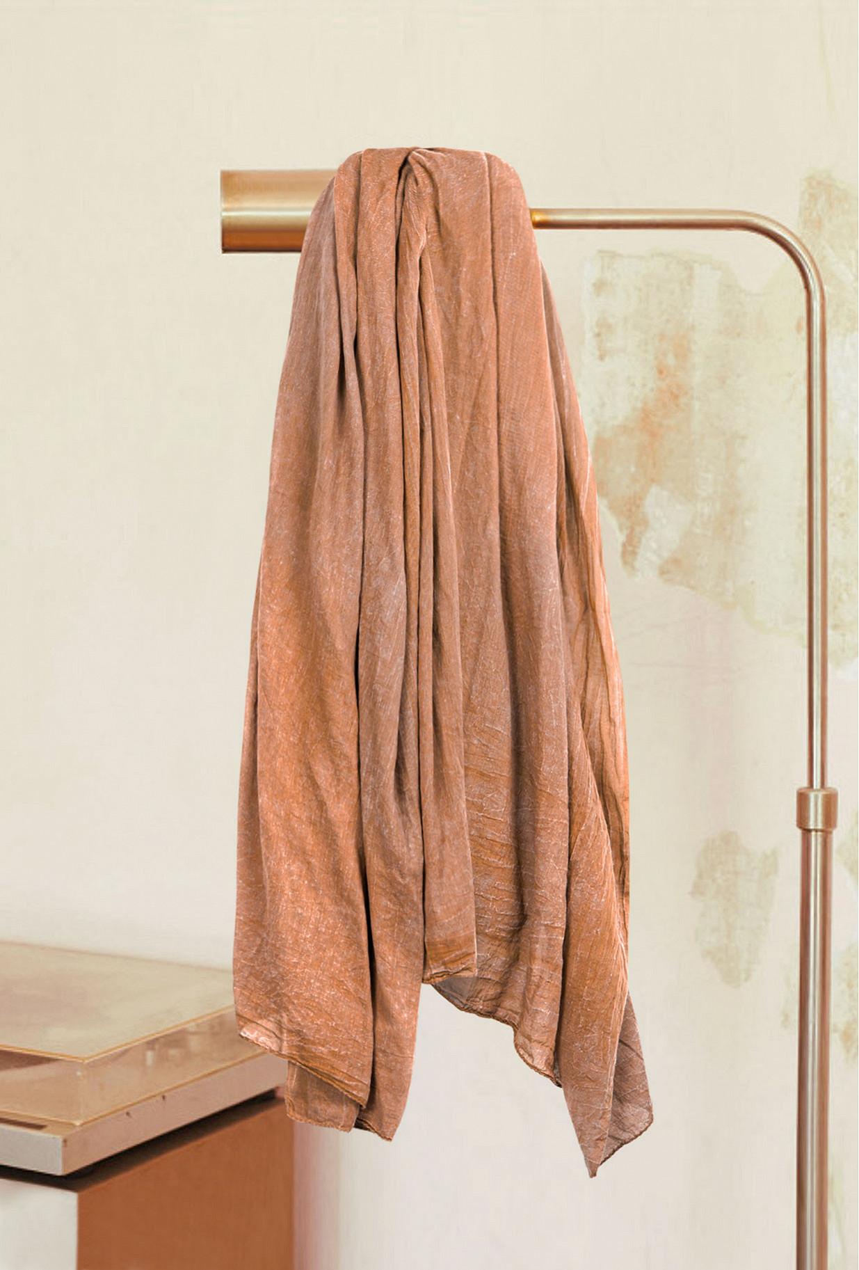 Nude  Scarf  Pilou Mes demoiselles fashion clothes designer Paris