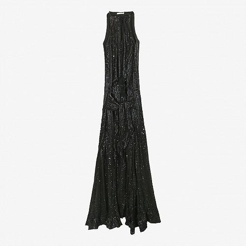 Robe Sultane Mes Demoiselles coloris Noir