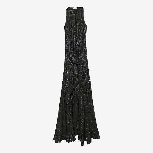 Dress Sultane Mes Demoiselles color Black