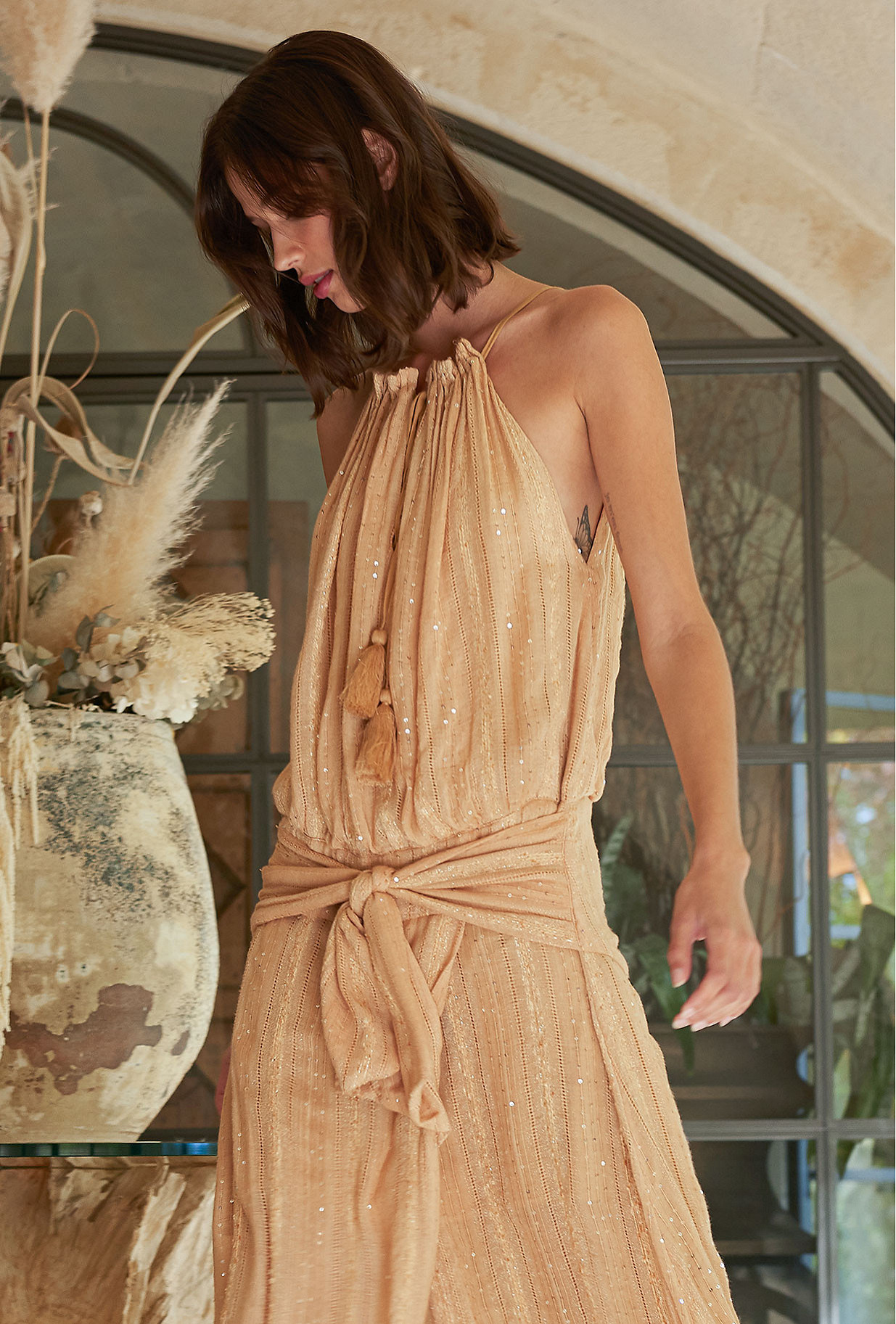 Robe Nude  Sultane mes demoiselles paris vêtement femme paris