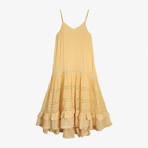Yellow Dress Gloria