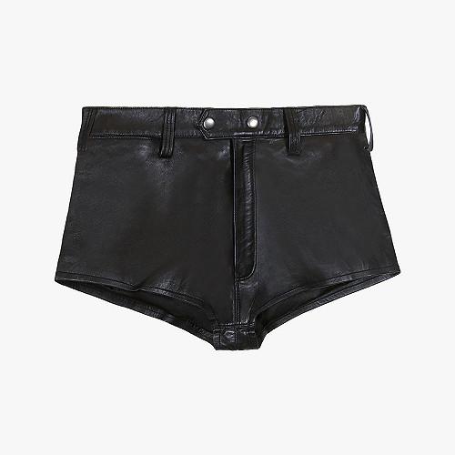 Short Noir  Booty mes demoiselles paris vêtement femme paris