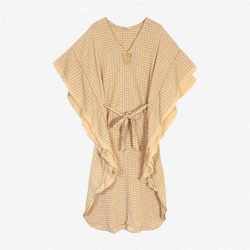 Dress Mona Mes Demoiselles color Sand
