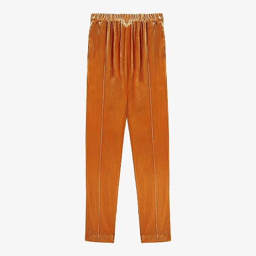 Pantalon Ocre  Belami mes demoiselles paris vêtement femme paris