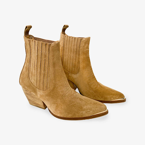 Camel  Boots  Les Calamitys Mes demoiselles fashion clothes designer Paris