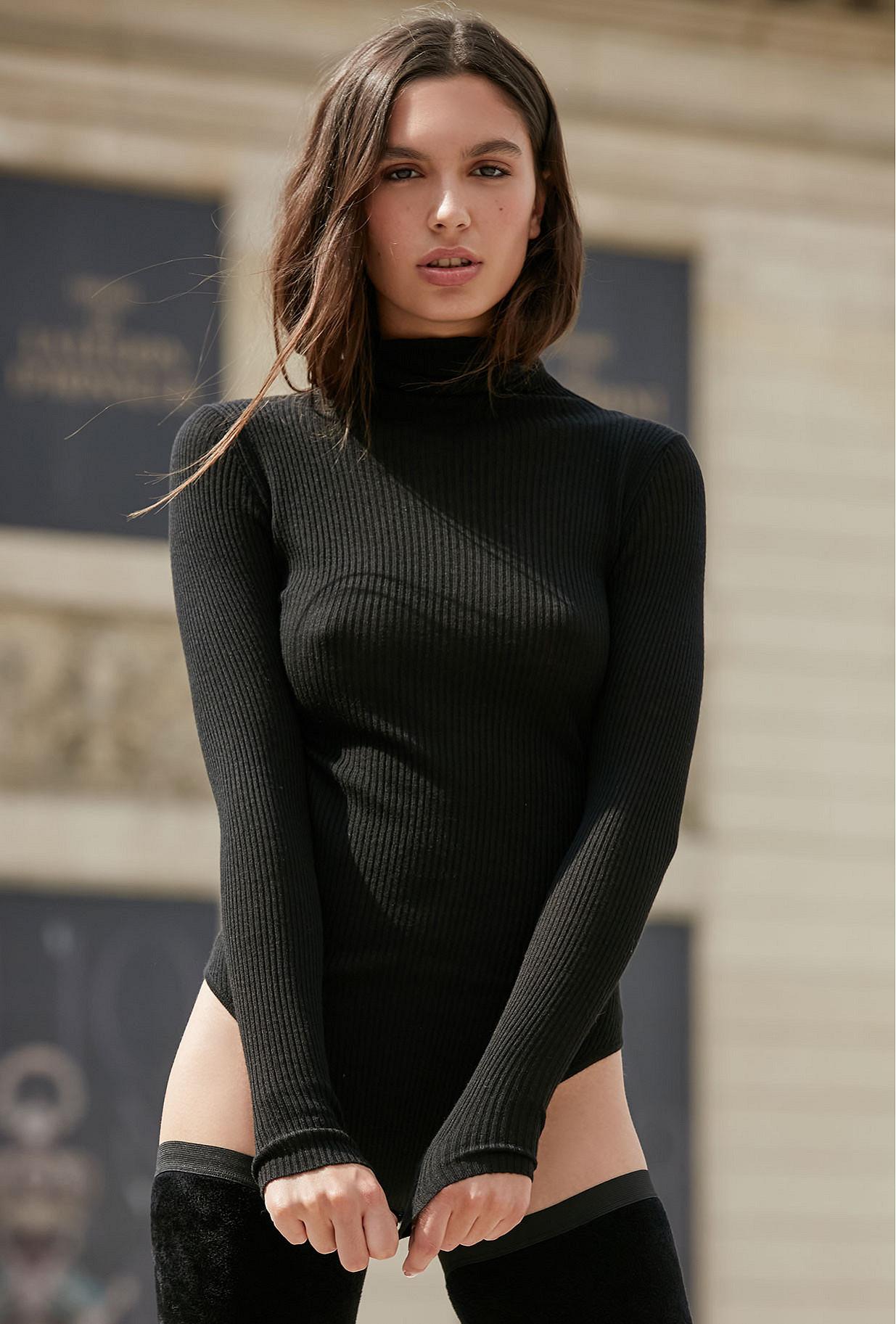 Body Noir  Smith mes demoiselles paris vêtement femme paris