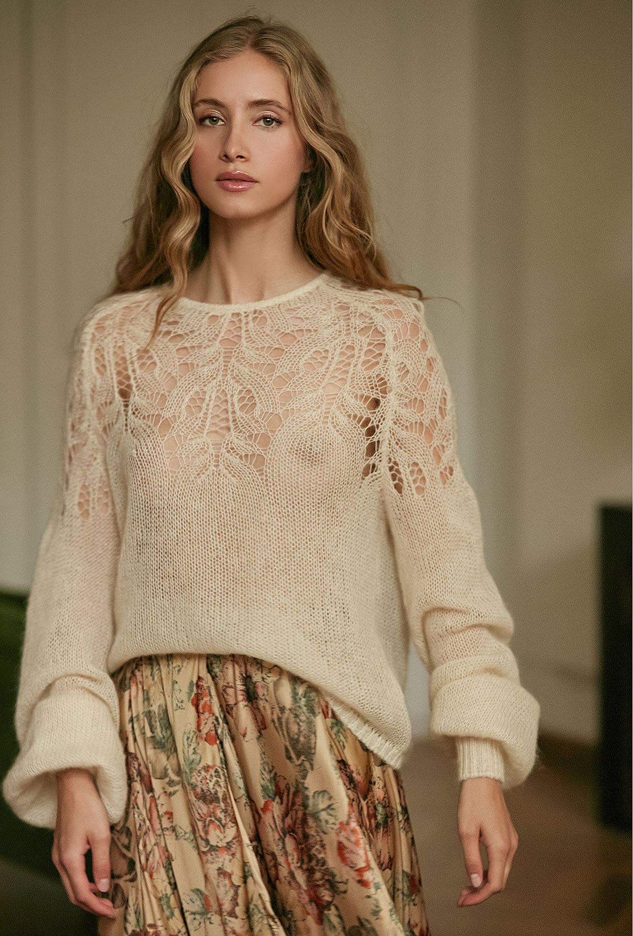 Natural Sweaters Vivienne