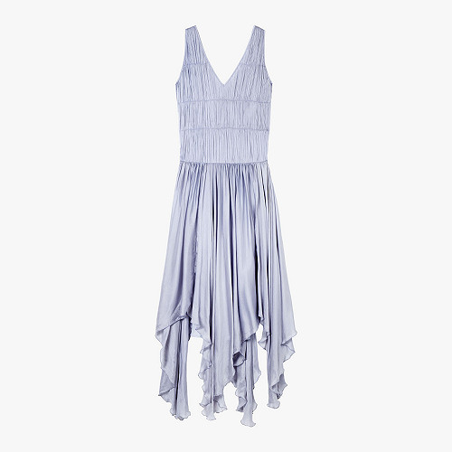 Robe Amoureuse Mes Demoiselles coloris Bleu