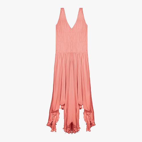 Robe Amoureuse Mes Demoiselles coloris Blush