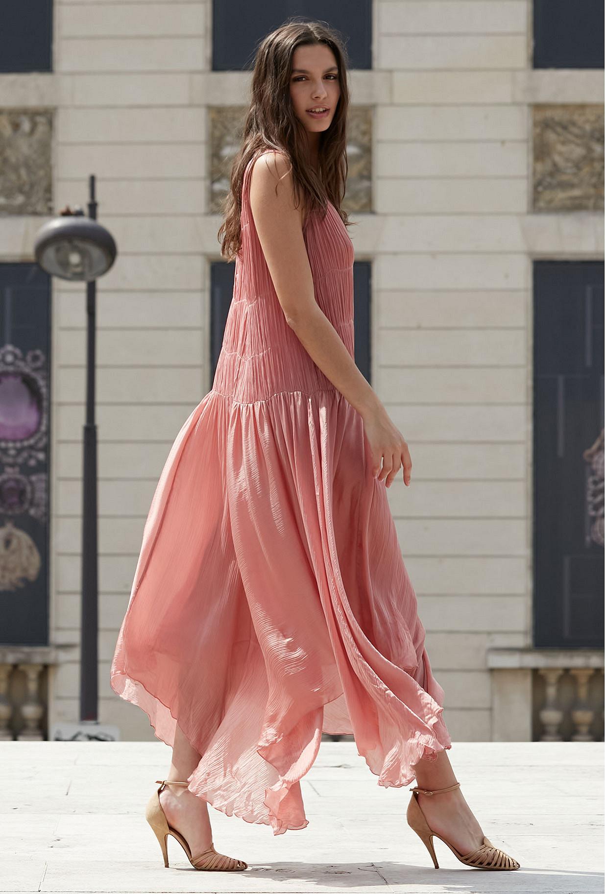 Robe Blush Amoureuse Mes Demoiselles Paris