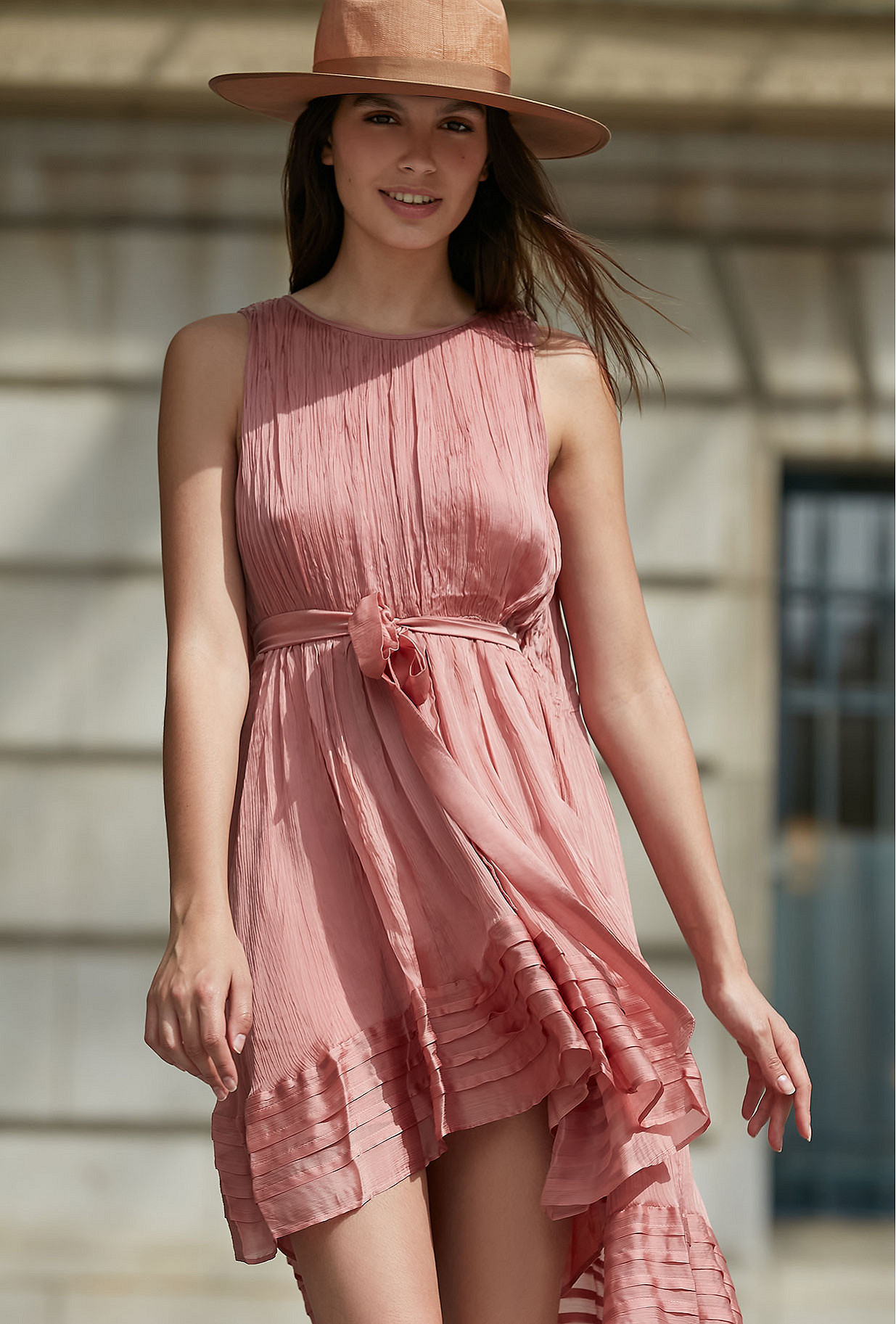 Blush  Dress  Avalanche Mes demoiselles fashion clothes designer Paris
