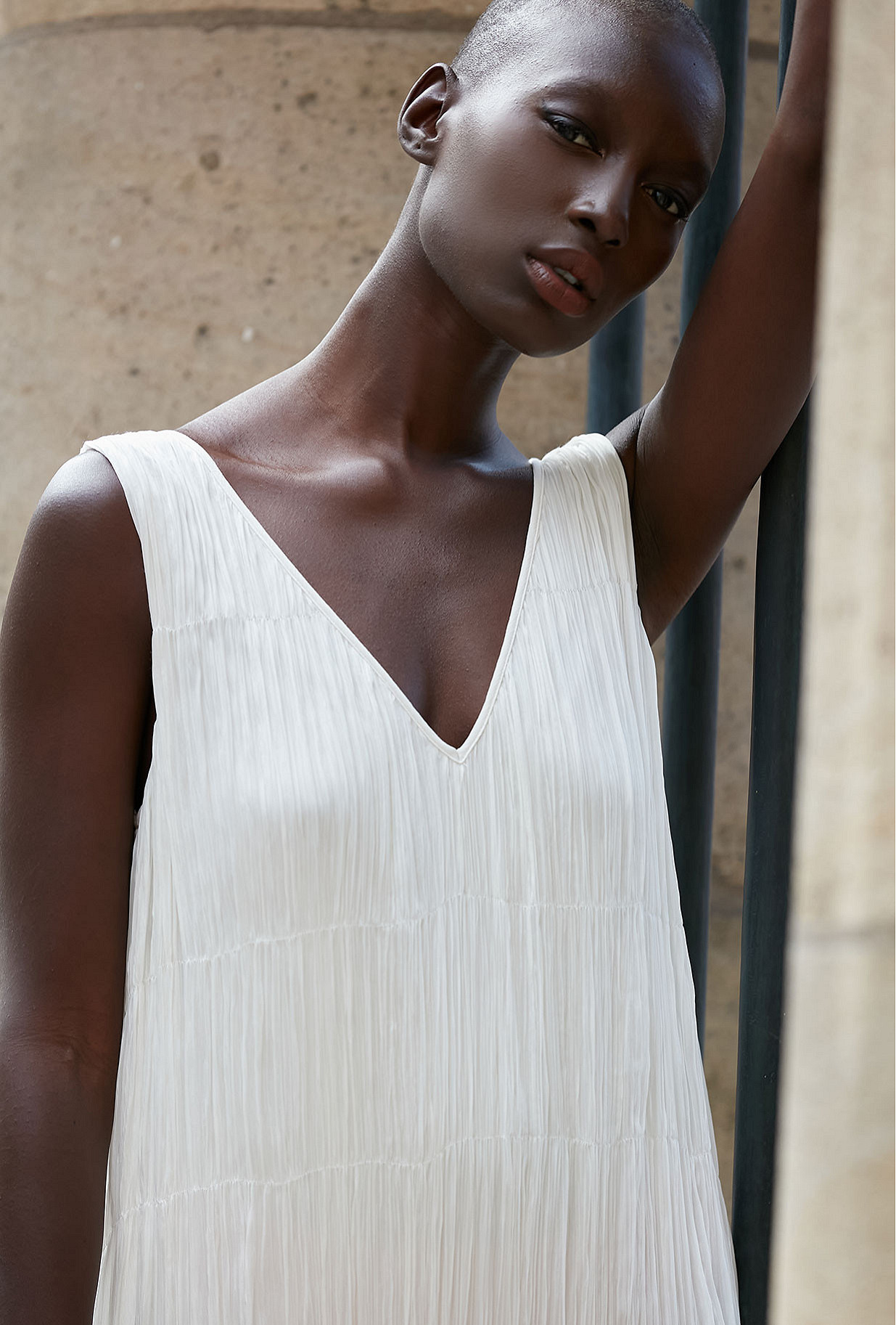 Ivory Dress Amoureuse Mes Demoiselles Paris