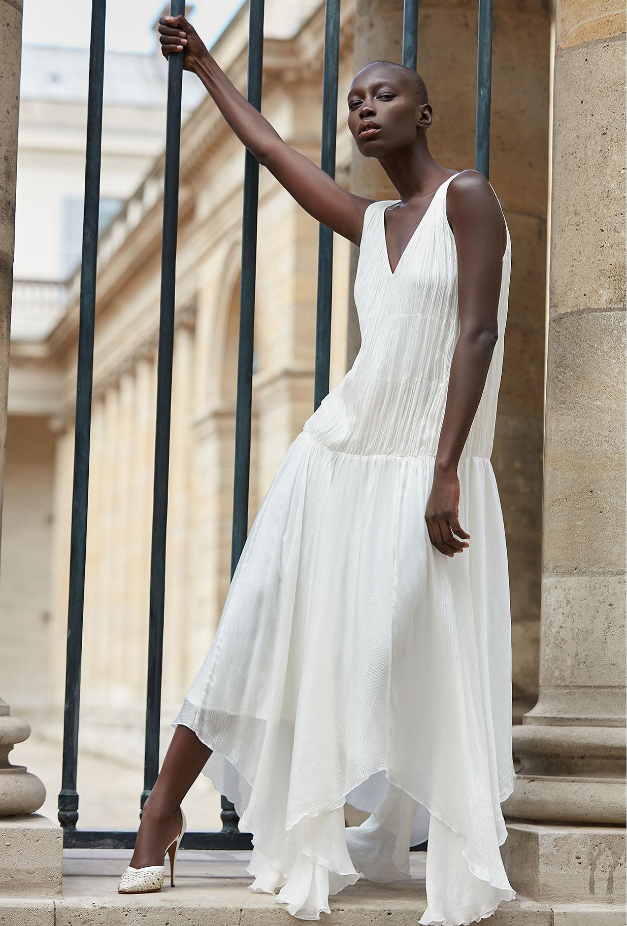 Robe Amoureuse Mes Demoiselles coloris Ivoire
