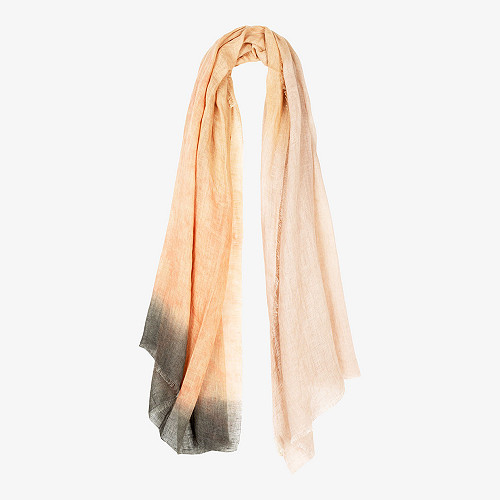Nude print  Scarf  Club Mes demoiselles fashion clothes designer Paris