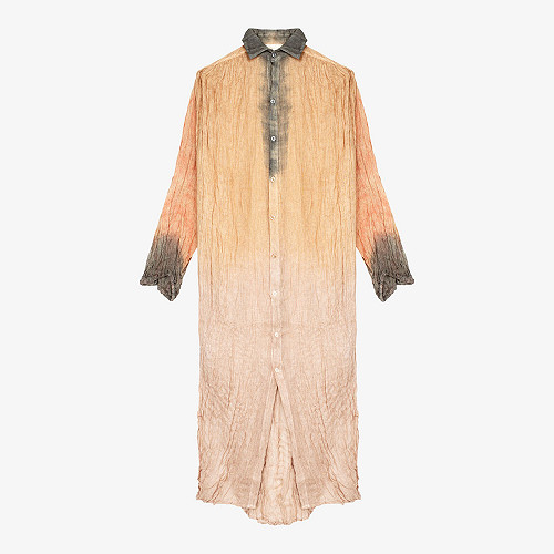 Nude print  Dress  Columbia Mes demoiselles fashion clothes designer Paris