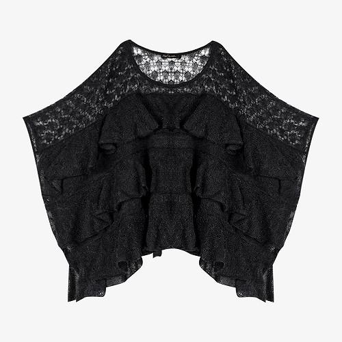Sweater Marceau Mes Demoiselles color Black