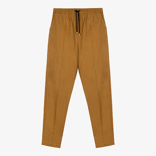 Pant Brook Mes Demoiselles color Khaki