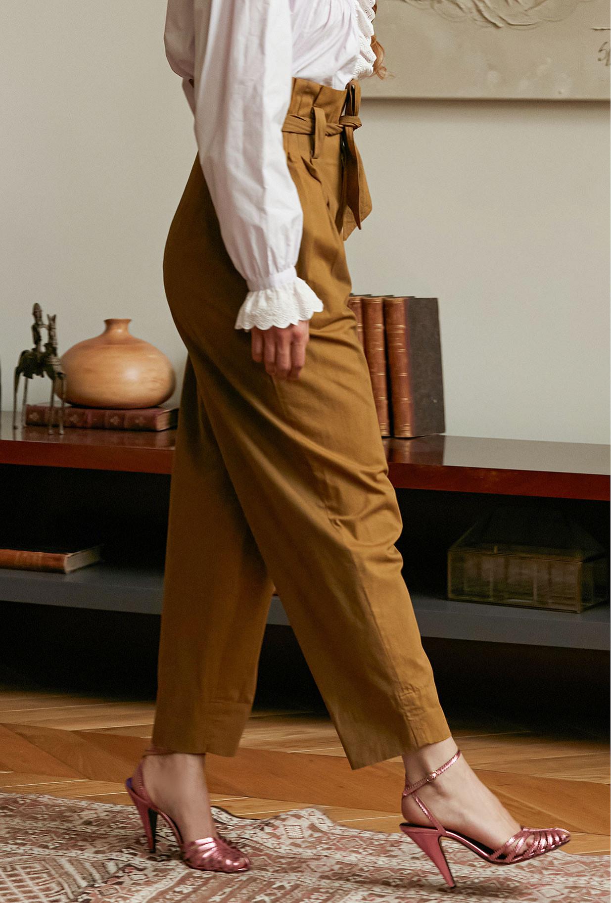 Pantalon Khaki  Benno mes demoiselles paris vêtement femme paris