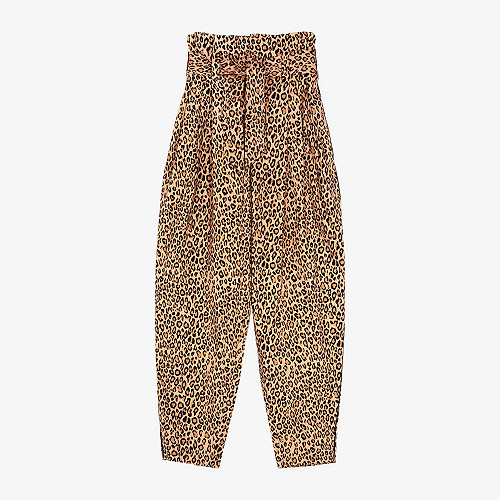 Pantalon Imprimé panthère  Cheryl mes demoiselles paris vêtement femme paris
