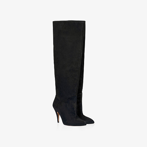Black  Boots  Dementes Mes demoiselles fashion clothes designer Paris