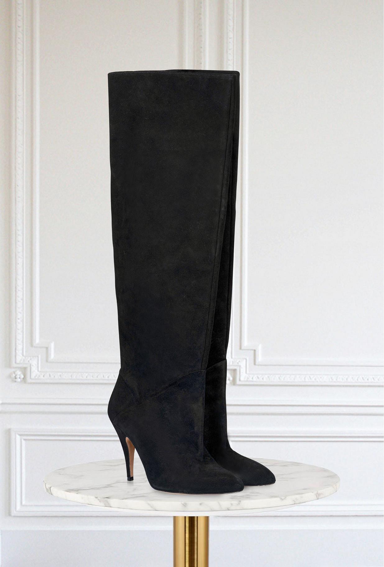 Boots Dementes Mes Demoiselles color Black