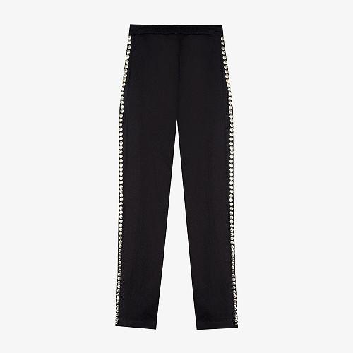 Pantalon Kimo Mes Demoiselles coloris Noir