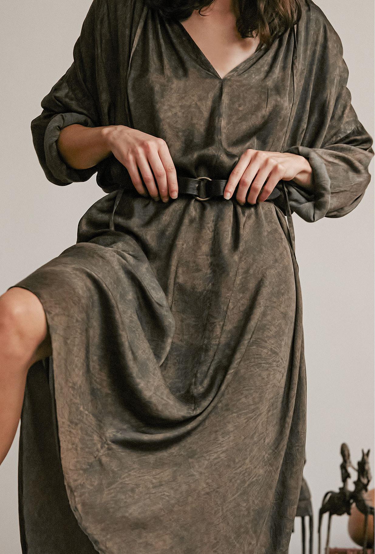 Grey Dress Lerida