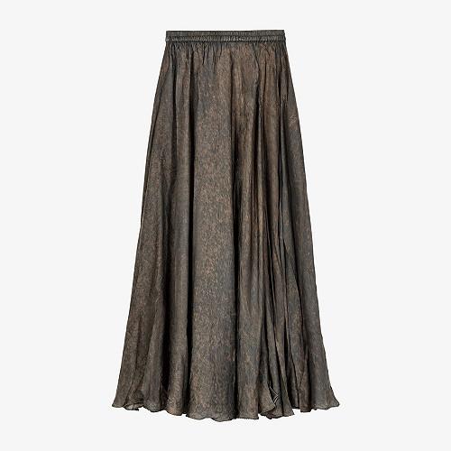 Grey Skirt Libre