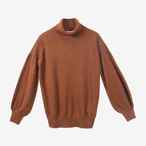 Brown Sweater Catane