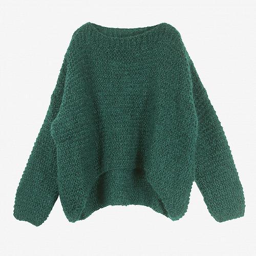 Pull Vert  Crecelle mes demoiselles paris vêtement femme paris