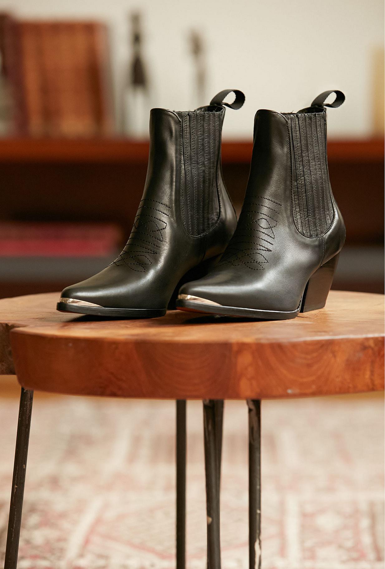 Black Boots Les Calamitys