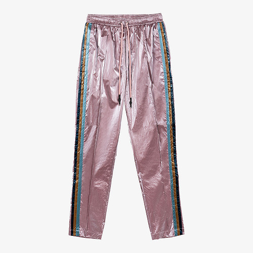 Pantalon Jeffery Mes Demoiselles coloris - Rose -