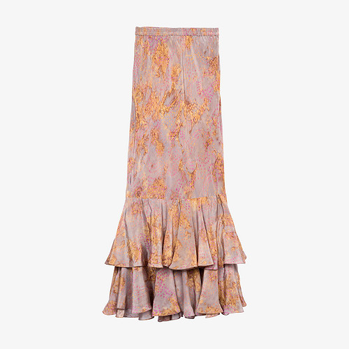 Skirt Seraphie Mes Demoiselles color Taupe